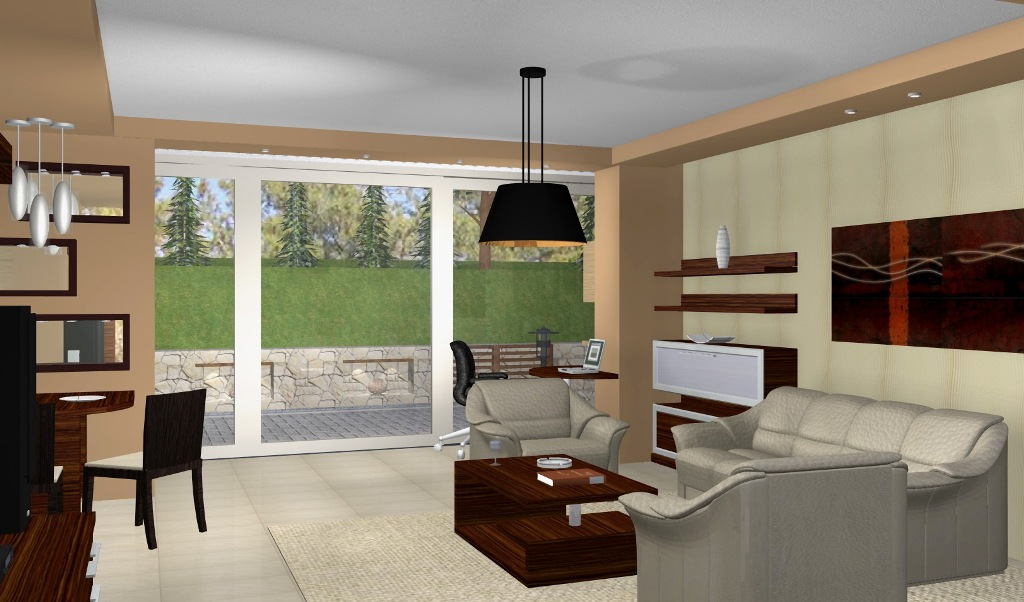 Budai lakás korszerűsítése
