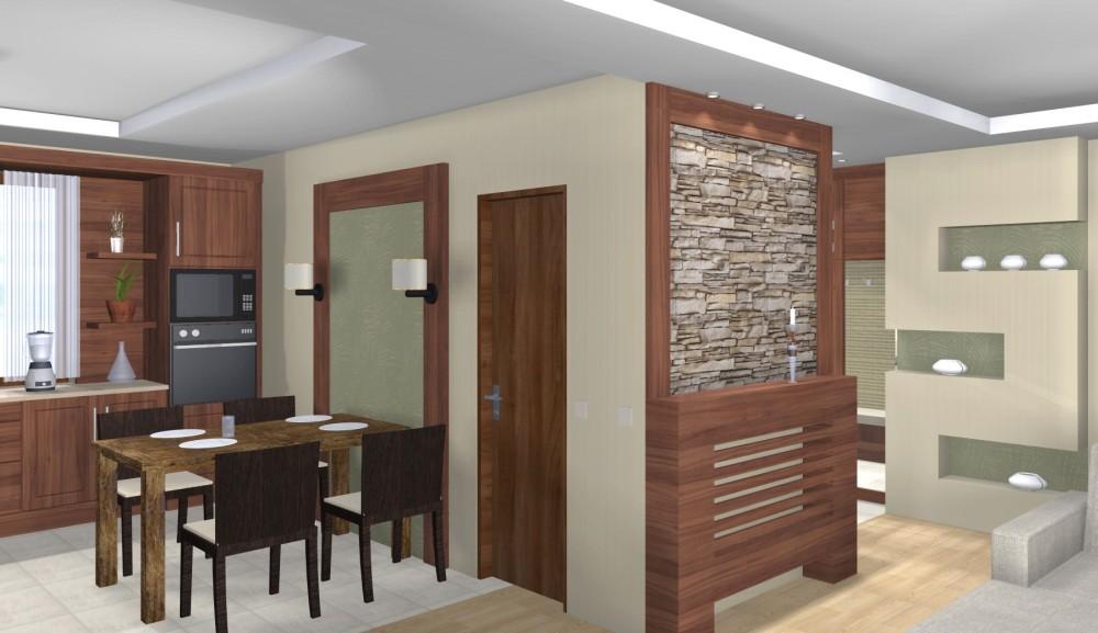 Családi ház nappalijának lakberendezése  Home & Decor – lakberendezés