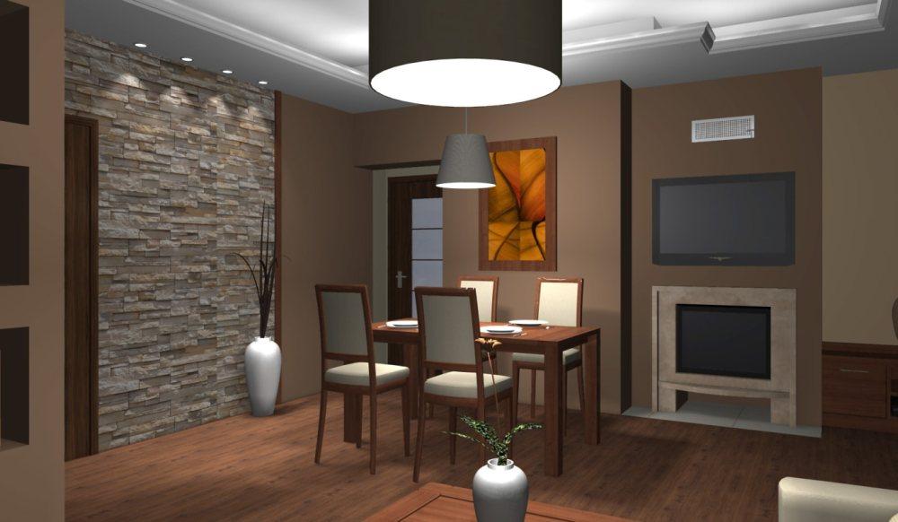 Egy nappali lakberendezése kétféle stílusban  Home & Decor – lakberendezés