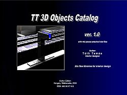 TT 3D Objects Catalog