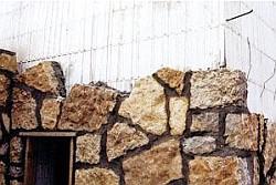 Polisztirol alapú falazó elem