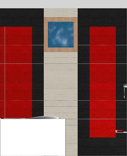 Fürdőszoba burkolatkiosztás, műszaki leírás (BL 7. rész)  Home & Decor – lakberendezés