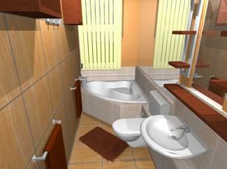 Egy keskeny lakótelepi fürdőszoba felújításának lakberendezési ötletei (LI-3.rész)  Home ...